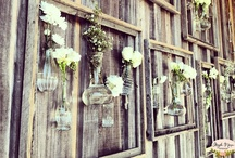 Barn Wedding Inspiration / It's the details that differentiates an ordinary wedding from an extraordinary one!