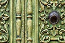 Doors, doors and doors..