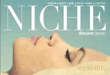 Inside NICHE - Summertime Issue / There isn't a page in this issue that doesn't speak to the magnificence of the season. Filled with seaside outlooks and coastal inspired fashion, this edition of NICHE magazine is bursting with sunshine and bright inspiration.