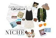 NICHE magazine: Inspiration Fashion Boards