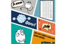 Ideas creativas realizadas por MIDDOS / Ideas creativas usando la tecnología
