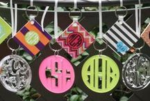 Monogram Obsession / Never heard a bad thing about a monogram.