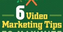 Video content / Video, Youtube, Vimeo Do's and Don't - Infographies ...