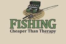 Wędkarstwo & fisherman / wszystko o wędkowaniu, dlaczego chodzimy na ryby, kim jest fisherman... w kilku obrazkach