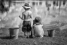 Dzieci na ryby / #Wędkarstwo to Twoja pasja? Zaraź nią również swoje #dzieci! #Wędkowanie to wspaniała zabawa - nie tylko dla dorosłych.