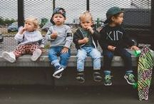 Kids fashion. / Universe dedicated to the children's wear, where we gathered best brands of this sector