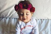 Baby. / Baby gear universe dedicated to newborns: awakening, meals, outing, skincare