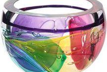 Umění ze skla :)