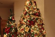 Christmas Trees / Ideas and pictures of Christmas trees.