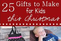 Christmas Gifts for Kids / Christmas gift ideas for kids of all ages as well as teens.