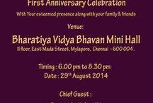 "GIRI Celebrates First anniversary of ""GIRI FINE ARTS"".    GIRI Welcomes you all / First anniversary Celebration"