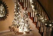 Christmas Decorating Ideas / Get some inspiration for decorating your home this Christmas.