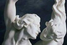 AMORE NELL'ARTE / Scelta di opere d'Arte in cui il protagonistra dell'opera è L'AMORE!