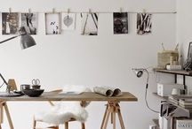 juicy workspace / Yummy studios and places to make things / by Natalie K