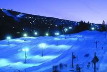Snow Tubing At Camelback / Adjacent to Camelback Lodge is the Biggest Snowtubing Park in the USA! Race down 42 lightning fast lanes and experience Pocono snow tubing like never before!