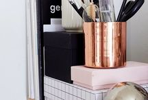 Currently loving / A bit of everything from colours to home ware I'm loving at the moment! Xx