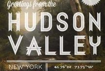 Hudson Valley, New York / Visit the historical and bucolic Hudson Valley, filled with forests, organic farms, wineries, culture, and more -- just a short drive from NYC!