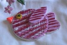 πασχαλινα κεραμικα / πασχαλινες δημιουργιες με πηλο