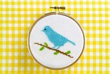 Cross Stitch / by Cailee Huish