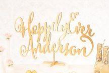 Anderoni Wedding Ideas