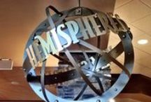 Hemispheres / Take a seemingly endless journey down the Hemisphere's buffet! Open for breakfast and dinner Hemispheres offers delicious options for everyone!