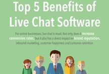Chatbots & Messaging apps / Chat bots, messaging app, live chat, conversational commerce