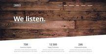 « Webdesign » / Les plus jolis webdesign de l'Internet !