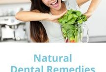 Natural Dental Remedies / You can program your body to use your mouth's natural defense systems and use natural, home made remedies to cure oral problems. Natural dentistry and natural dental remedies can help you avoid painful and expensive dental treatment for life!