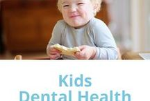 Kids Dental Health & Development / Your kids dental health begins during pregnancy and birth. Right from the beginning, the correct steps can ensure their baby teeth are off to a great start. Find newborn dental checklists, eating tips for strong, healthy teeth, and more!