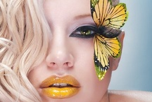 The Face is a Canvas  / Skincare, Makeup and Art for the Face #makeup #skin #skincare #art #beauty