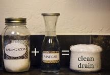 Flush That Scum  / #detox #mixtures #tips #cleaning