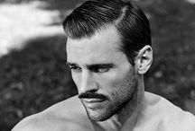 Men Hair Style / by Cristóbal Amigo