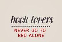 Book Lovers / by Sandra Prado