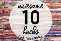 DIY & Party decor / Doing something extra to make the day special. Party or weekday, let's get crafty!