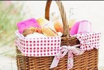Picnic Fun / picnic ideas: food, games & crafts