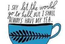 Tea time / The world of tea.