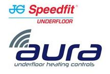 JG Aura from JG Speedfit / JG Aura is JG Speedfit's new range of heating controls that work with their underfloor heating or traditional radiator systems.   What makes it so good is that they have produced a wireless radiator valve that allows you to control each room individually.