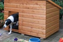 Wooden Pet / Animal Housing / Chicken Coops, Dog Kennels etc