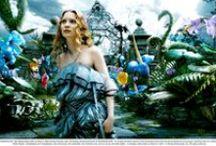 Wonderland / all  Alice in Wonderland / by Rachel Valentino