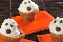 Easy Halloween treats / Spooky Halloween treats that won't make you shudder in the kitchen.