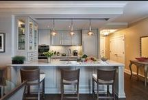 Custom Kitchen Cabinets by PARAND Design / Custom Kitchen Cabinets