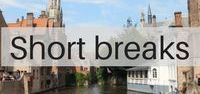 Short break ideas / There are so many places you can tick off the bucket list with a short break. Here are some ideas, tips and reviews to inspire you.