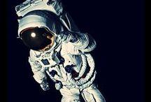 Space Cowboy / Space / by Cristóbal Amigo