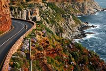 Cape Scenic Drives / Here we will share some awesome scenic drives around the Cape