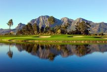 SA Golf Courses / Here we share some of South Africa's best golf courses and the hidden gems