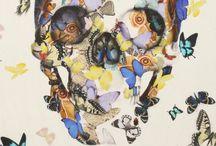 Damien Hirst / Negli ah Artist i like Contemporary artist  Fashion prints art