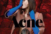 ACNE STUDIOS / Fashion brand Cool#Contemporary