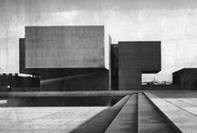 raw arch / raw beauty of brutalist and concrete architecture