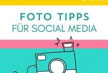 Foto Tipps für Social Media / Hier gehts drum eure Bilder für Social Media ins richtige Licht zu rücken. Tipps für Licht, Perspektive, professionell wirkende Fotos mit dem Smartphone, coole Apps und vieles mehr findet ihr auf dieser Pinnwand.