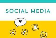 Social Media Tipps / Hier gibts das Social Media-Tipps-Sammelsurium zu Snapchat, Facebook, Twitter, Instagram und mit welchen Tricks man arbeiten kann, damit diese Medien für das Business funktionieren und nützlich sind